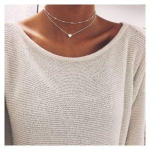 collar regalo mujer original