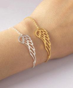 Pulsera alas de angel