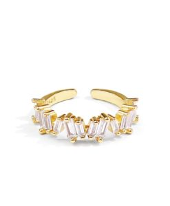 anillo circonitas regalo